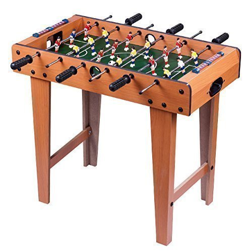 Foosball Table with legs- 27 inch by Real Wood Games