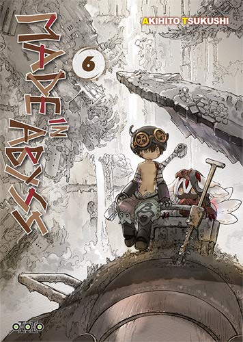 Made in Abyss Edition simple Tome 6
