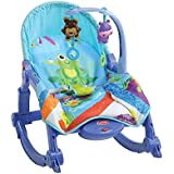 LuvLap Little Hopper Newborn to Toddler Portable Rocker cum Bouncer
