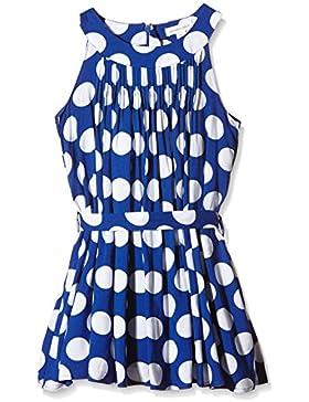 Pumpkin Patch Mädchen Kleid Spot Pleated Lola Dress