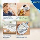 Brita Wasserfilter Marella XL, blau, Vorteilspaket inklusive 2 Kartuschen - 3
