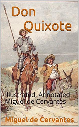 Image result for Miguel Cervantes' Don Quixote.