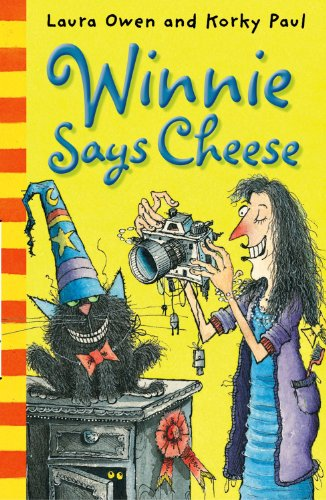 Winnie Says Cheese (Winnie the Witch)
