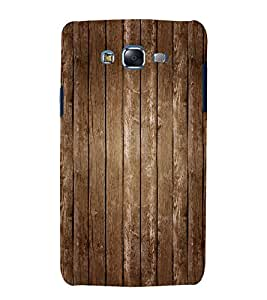 printtech Wooden Pattern Back Case Cover for Samsung Galaxy A3 / Samsung Galaxy A3 A300F