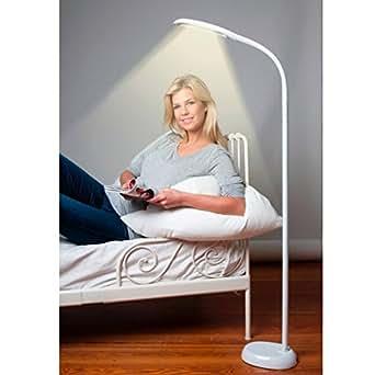 taghell led tageslicht standleuchte 4260352622756 amazon. Black Bedroom Furniture Sets. Home Design Ideas