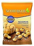 Seeberger Macadamia geröstet, gesalzen, 13er Pack (13 x 125 g Beutel)
