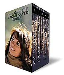The Complete Maggie Sayer Series: Five full length novels featuring therapist Maggie Sayer by Gillian Jackson--'Edgy, poignant, romantic & well told'