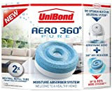 UniBond Aero 360 Moisture Absorber Neutral Refill Tabs, Pack of 2 Bild 3