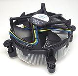 Original Intel E97380-001 CPU Kühler Sockel 1366 4-pin DC12V 0.21A Kupferkern für Core i7