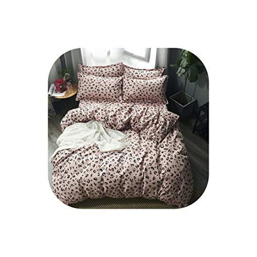 Moily Fayshow Bettwäsche für Kinder Bettwäsche-Sets Cactus 4 Stück 180 * 220 Bettbezug-Set Startseite Schlaf, 22, Twin 3 Pcs, flaches Blatt (Bettwäsche Für Kinder, Zweibettzimmer)
