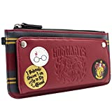Harry Potter Gryffindor Hogwarts Rouge Portefeuille