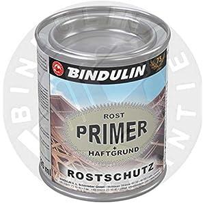 Rostschutzgrundierung 125 ml Dose Farbe: grau inkl.1 Pinsel zum Auftragen