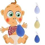 lailongp Nasal-Sauger-Saugspitze für Baby-Neugeborene, Schleimstaubsauger für laufende Nasenspülung