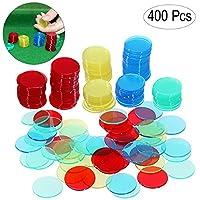 Toyvian-400-stcke-4-Farben-34-Zoll-pro-zhlen-Bingo-Chips-Marker-fr-Bingo-Spielkarten