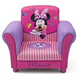 Delta Children TC85604MM - Disney Minnie Mouse, Silla Tapizada
