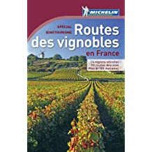 Routes des vignobles en France Michelin