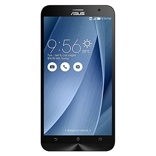Asus Zenfone 2 ZE551ML (Red, 32GB) (Certified Refurbished)