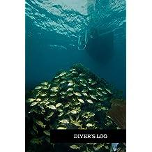 Diver's Log: Dive Log