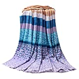 Baby-Sommer-Klimaanlage Decke Coral Carpet Infant Handtuch Siesta Blanket