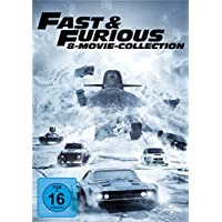 Fast & Furious - 8-Movie Collection