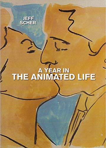 Jeff Scher: A year in the animated life ( L'eau life / Paper view / Lost and found / You won't remember this / Grand Central / Yours / White out / Trigger happy [ Französische Import ]