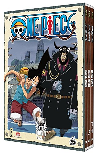 One Piece - Impel Down - Coffret 1