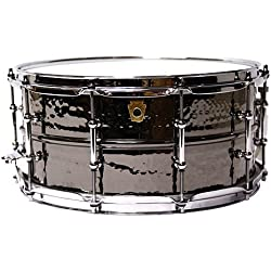 Ludwig Black Beauty LB417KT · Snare drum