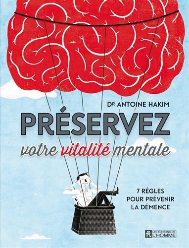 Télécharger Préservez votre vitalité mentale PDF Livre eBook France