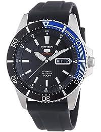Seiko Herren-Armbanduhr XL Sports Analog Automatik Plastik SRP555K1