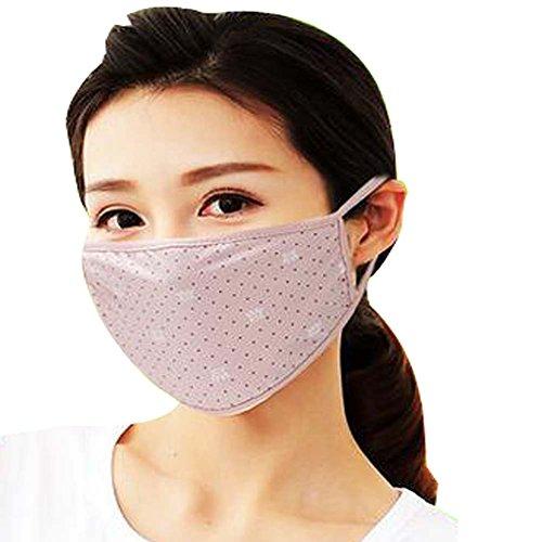 Masque sanitaire en lin Forme Été Forme mince de fumée À l'épreuve du ()