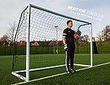 QUICKPLAY Match Klapp-Fußballtor 3 x 2m