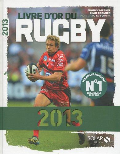 Livre d'or du rugby 2013