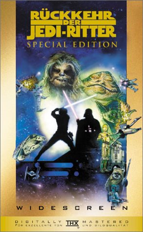 Bild von Die Rückkehr der Jedi-Ritter [VHS] [Special Edition]