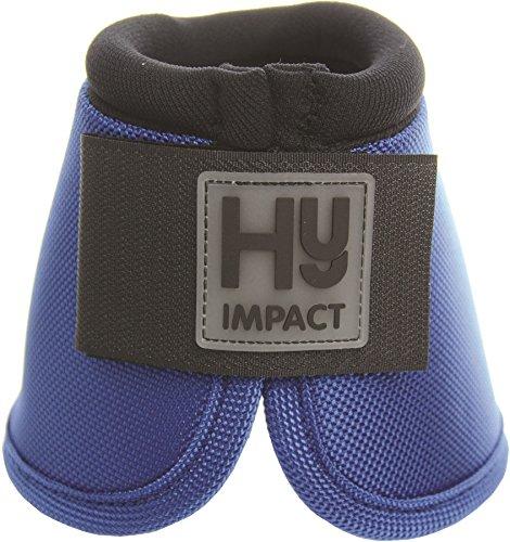 HyIMPACT Pro Hufglocken - Blau - groß