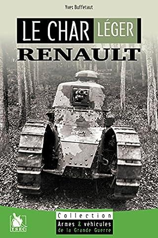 Char Renault - Le char léger