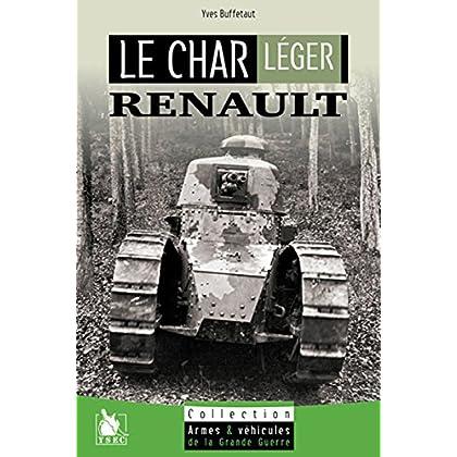 Le char léger Renault