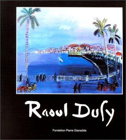 Raoul Dufy . Sries et sries noires