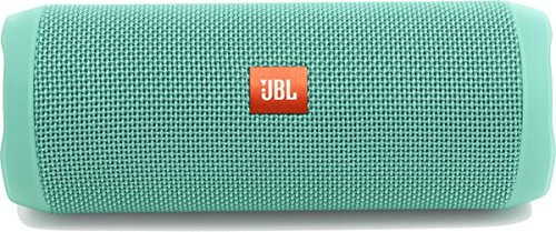 Foto de JBL Flip 4 Altavoz Bluetooth portátil - Turquesa
