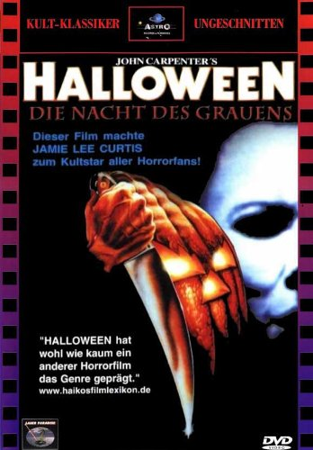 ie Poster (11 x 17 Inches - 28cm x 44cm) (1978) German (Halloween Nancy Loomis)