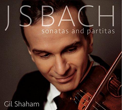 J.S. Bach: Sonatas & Partitas