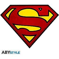 Superman Superman Logo alfombrilla de ratón en forma