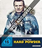Hard Powder - Limited SteelBook Edition  (4K Ultra HD) (+ Blu-ray 2D)