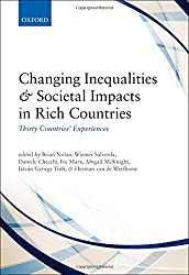 Changing Inequalities and Societal Impacts in Rich Countries: Thirty Countries' Experiences by Brian Nolan (2014-03-09)