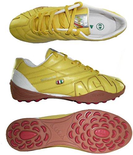 AGLA , Herren Futsalschuhe Gelb