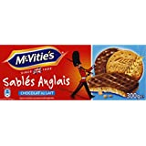 Mc Vitie's Biscuits Au Chocolat Au Lait - ( Prix Par Unité ) - Envoi Rapide Et Soignée