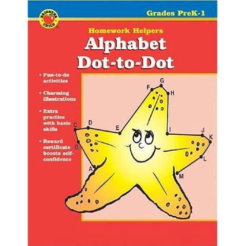 Alphabet Dot-to-dot
