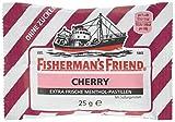 Produkt-Bild: Fisherman's Friend Cherry Multipack mit 3 Beuteln Kirsche und Menthol, 75 g