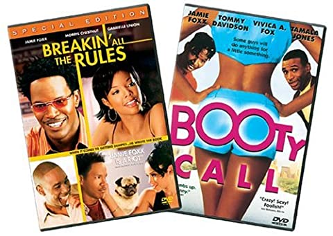 Breakin All the Rules & Booty Call [Import USA Zone 1]