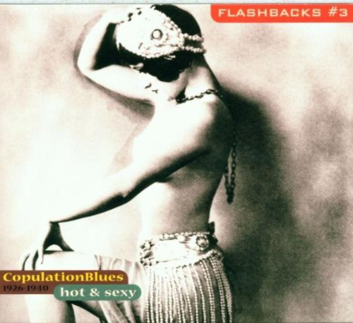 Preisvergleich Produktbild Flashbacks Vol. 3: Hot and Sexy-- Copulation Blues