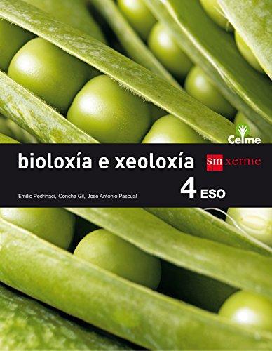 Bioloxía e xeoloxía. 4 ESO. Celme - 9788498546118
